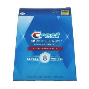 3D Whitestrips, Dental Whitening Kit, Glamorous Wh